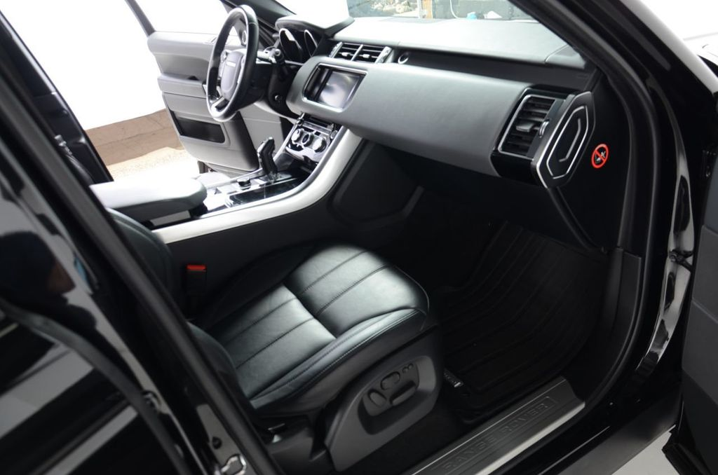 2014 Land Rover Range Rover Sport HSE-Navigation-Rear Vision-21 Inch Wheels-Pano Roof - 16867424 - 43