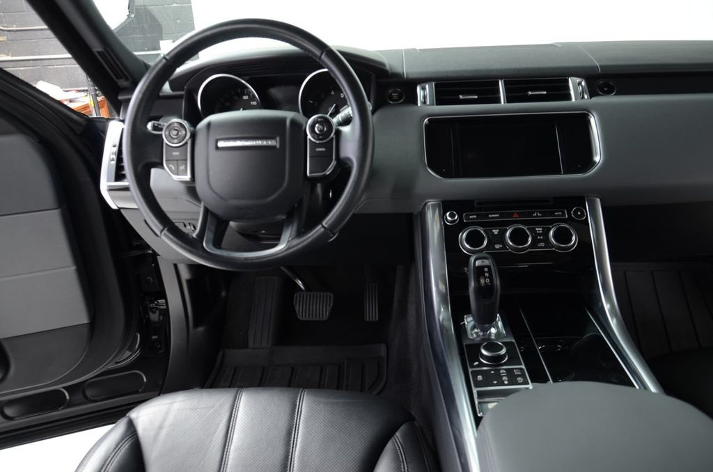 2014 Land Rover Range Rover Sport HSE-Navigation-Rear Vision-21 Inch Wheels-Pano Roof - 16867424 - 50