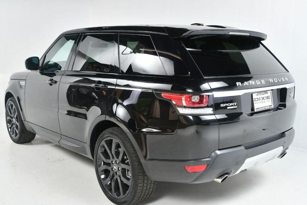 Range Rover Nashville >> 2014 Used Land Rover Range Rover Sport HSE-Navigation-Rear ...