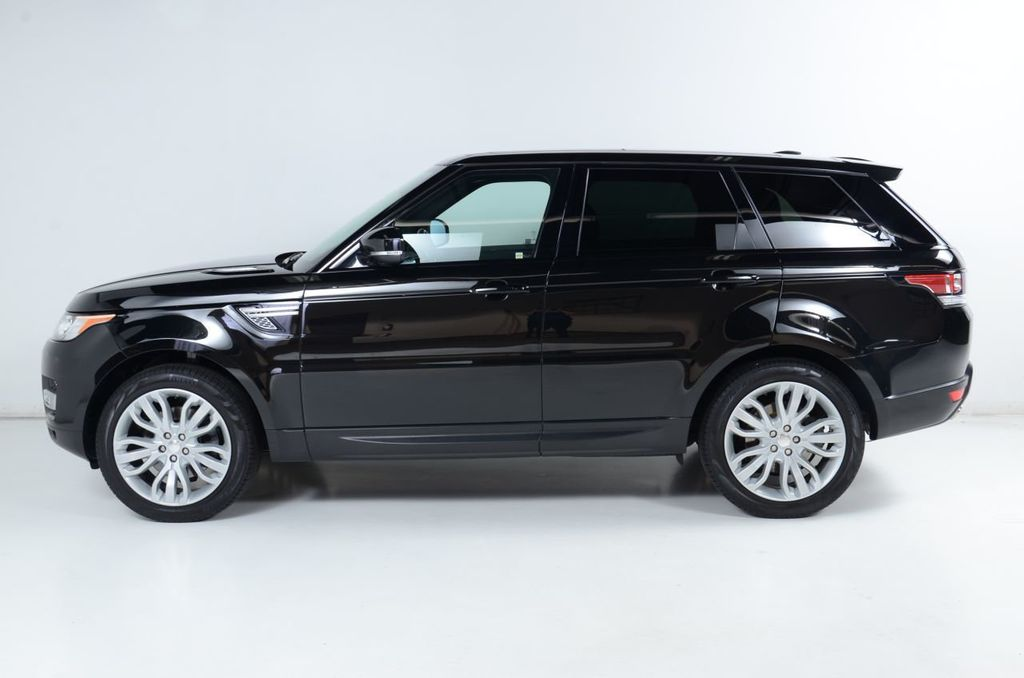 2014 Land Rover Range Rover Sport HSE-Navigation-Rear Vision-21 Inch Wheels-Pano Roof - 16867424 - 7