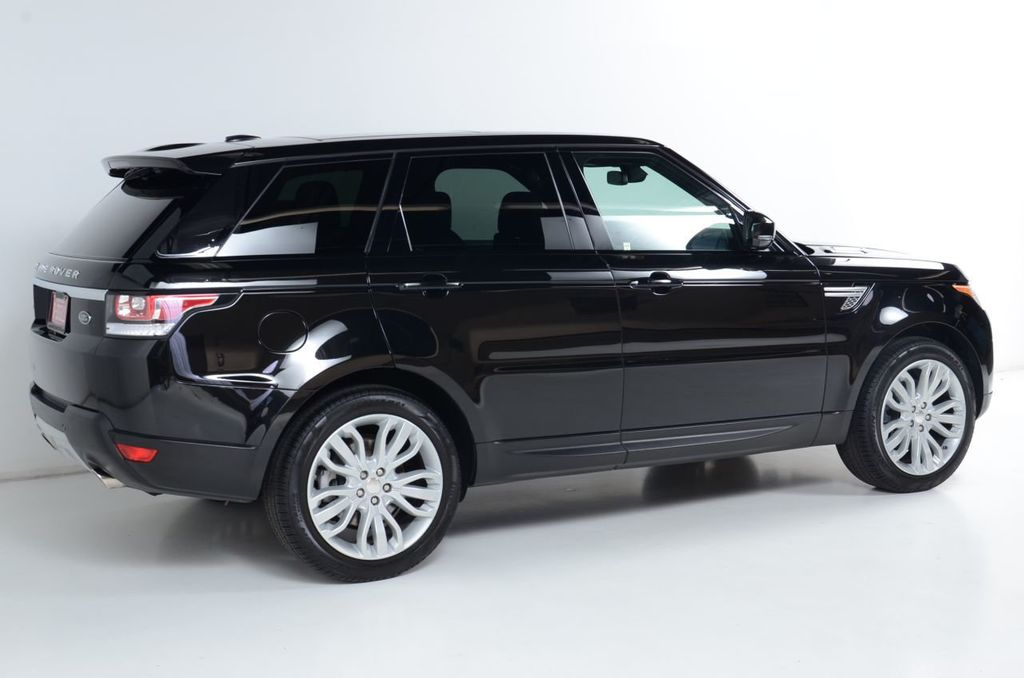 2014 Land Rover Range Rover Sport HSE-Navigation-Rear Vision-21 Inch Wheels-Pano Roof - 16867424 - 8