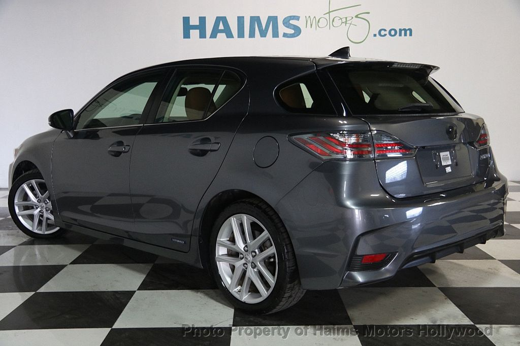 2014 Lexus CT 200h 5dr Sedan Hybrid - 17375743 - 4