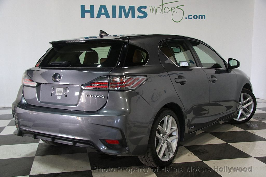 2014 Lexus CT 200h 5dr Sedan Hybrid - 17375743 - 6