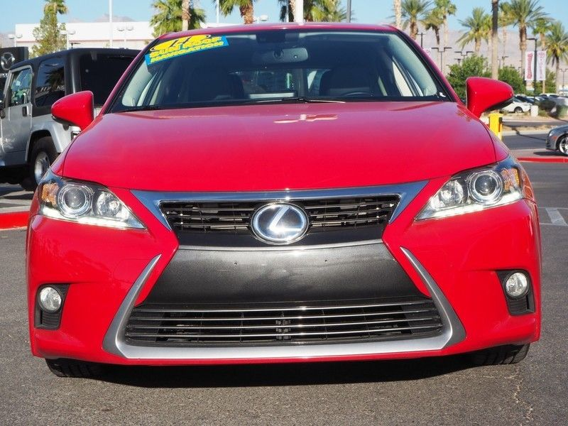 2014 Lexus CT 200h 5dr Sedan Hybrid - 17749425 - 1