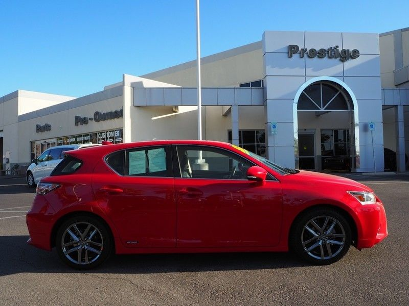 2014 Lexus CT 200h 5dr Sedan Hybrid - 17749425 - 3