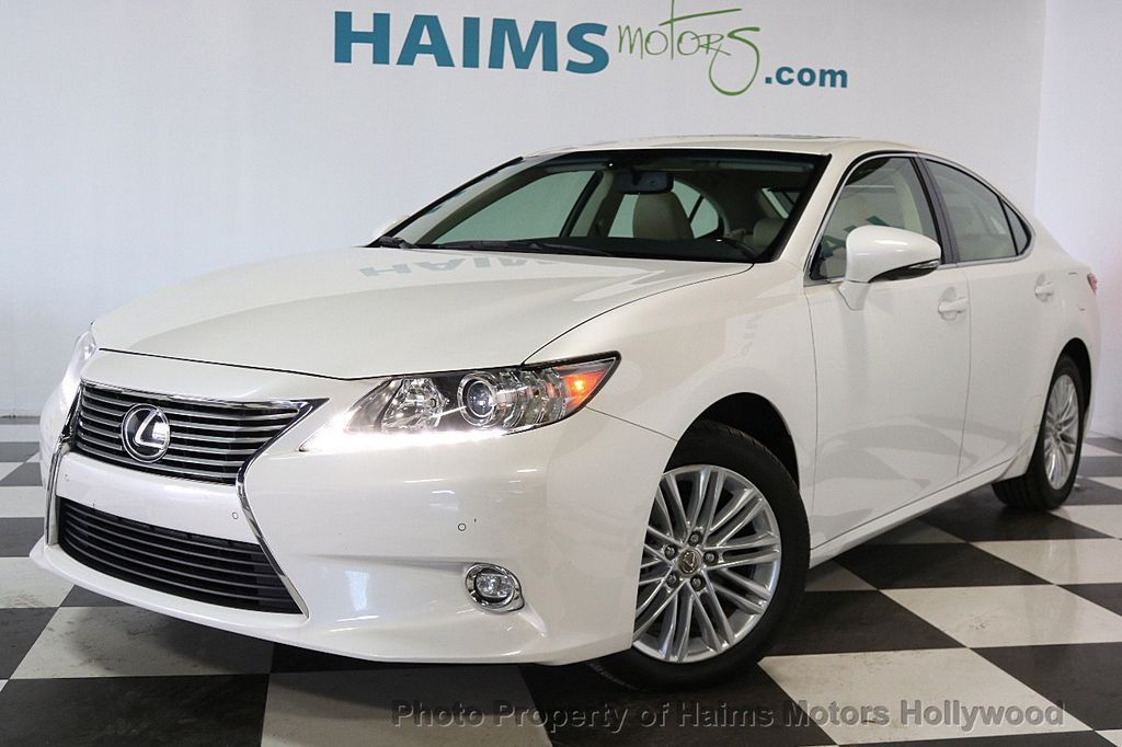 Amazing 2014 Lexus ES 350 4dr Sedan   17437788   1