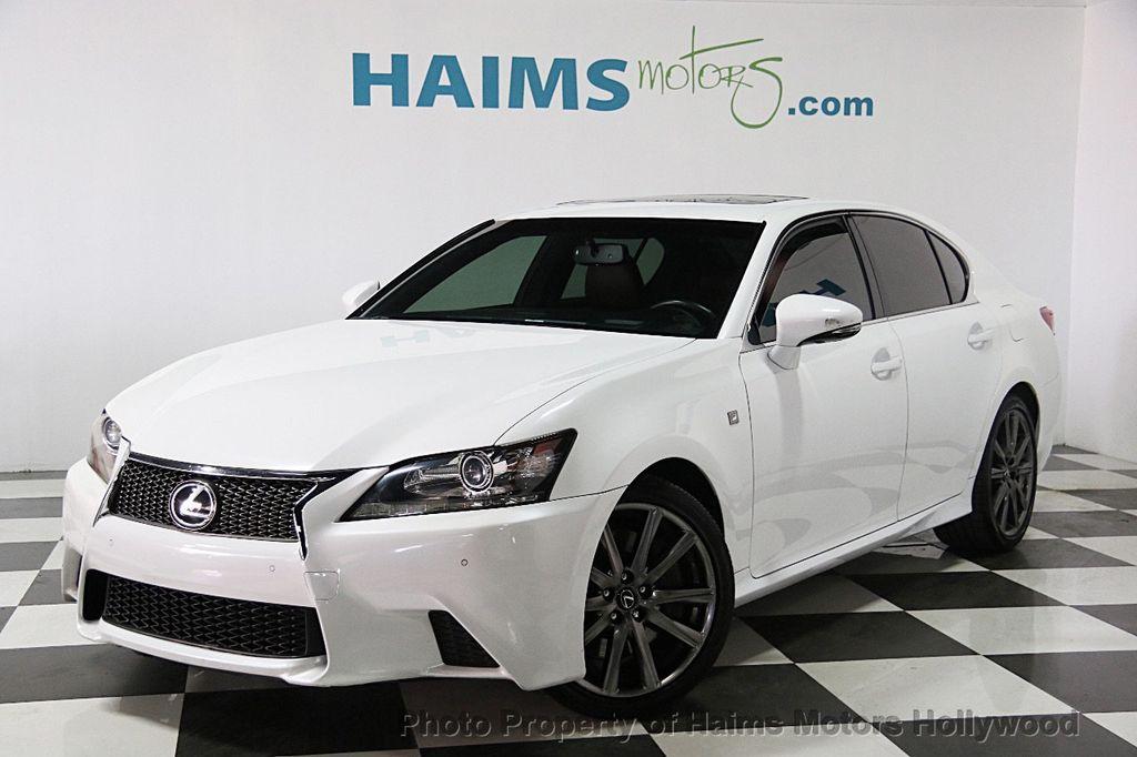 Lexus Gs 350 Review >> 2014 Used Lexus GS 350 4dr Sedan RWD at Haims Motors Serving Fort Lauderdale, Hollywood, Miami ...