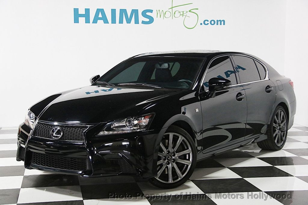 2014 Used Lexus GS 350 4dr Sedan RWD at Haims Motors Serving Fort