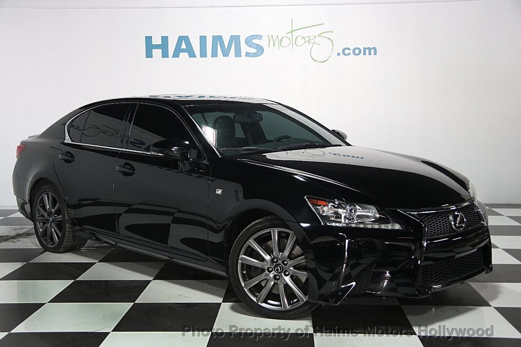 2014 used lexus gs 350 4dr sedan rwd at haims motors serving fort lauderdale hollywood miami. Black Bedroom Furniture Sets. Home Design Ideas