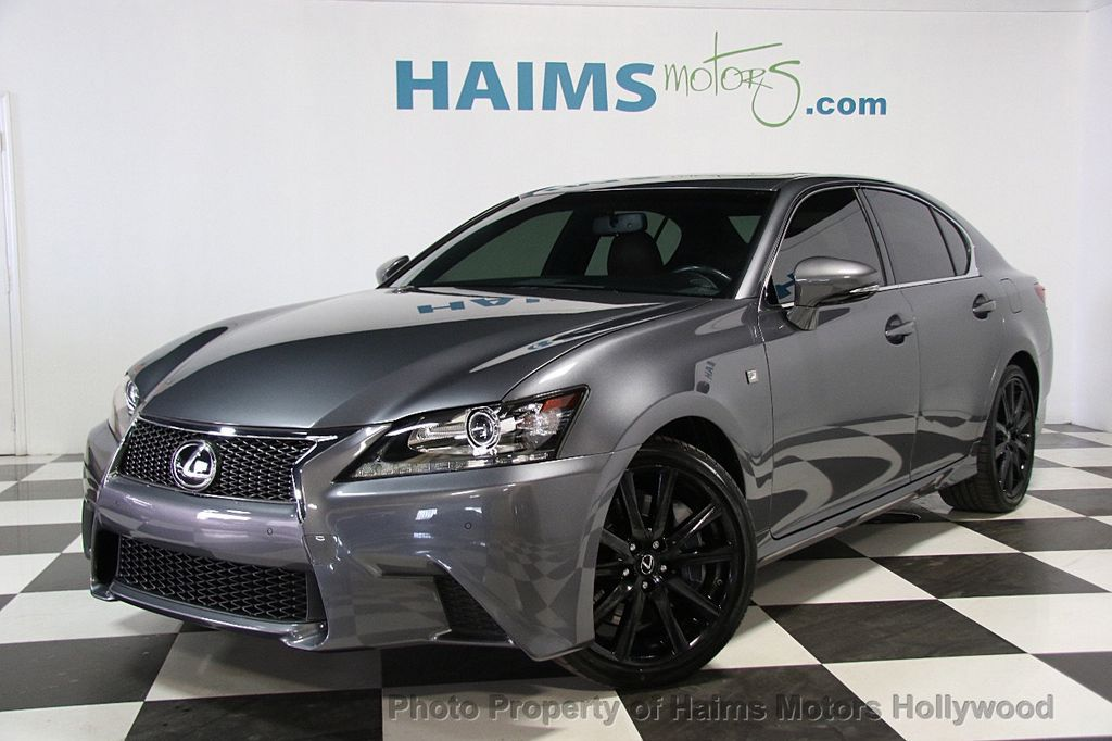 img styles lexus highlights gs features