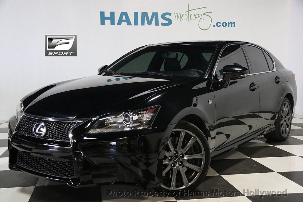 2014 Lexus GS 350 4dr Sedan RWD - 16597701
