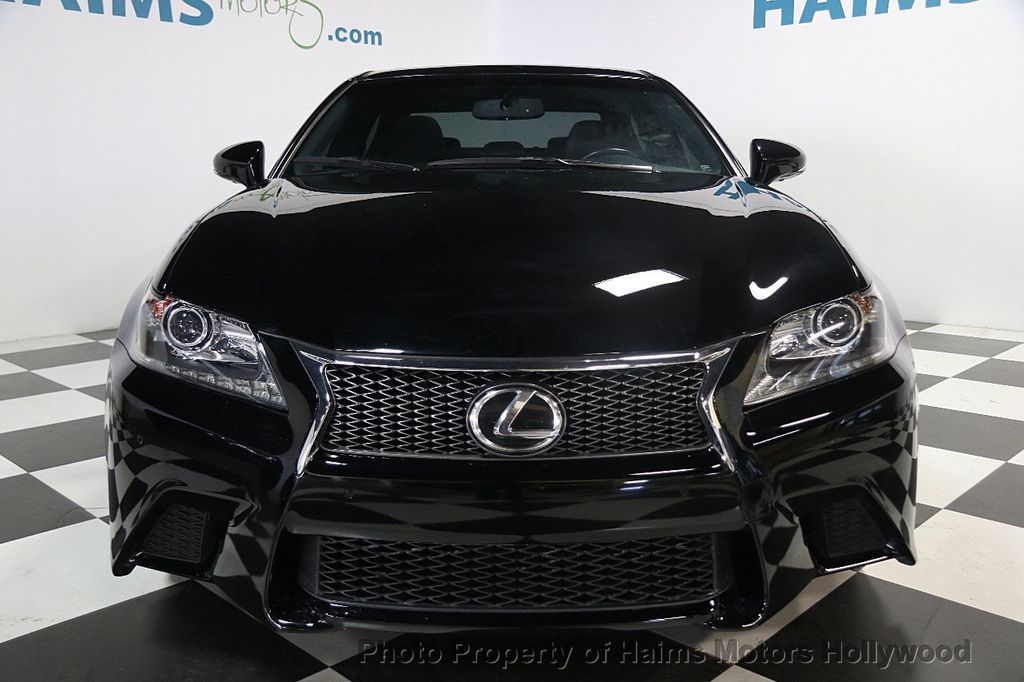 2014 Lexus GS 350 4dr Sedan RWD - 16597701 - 1