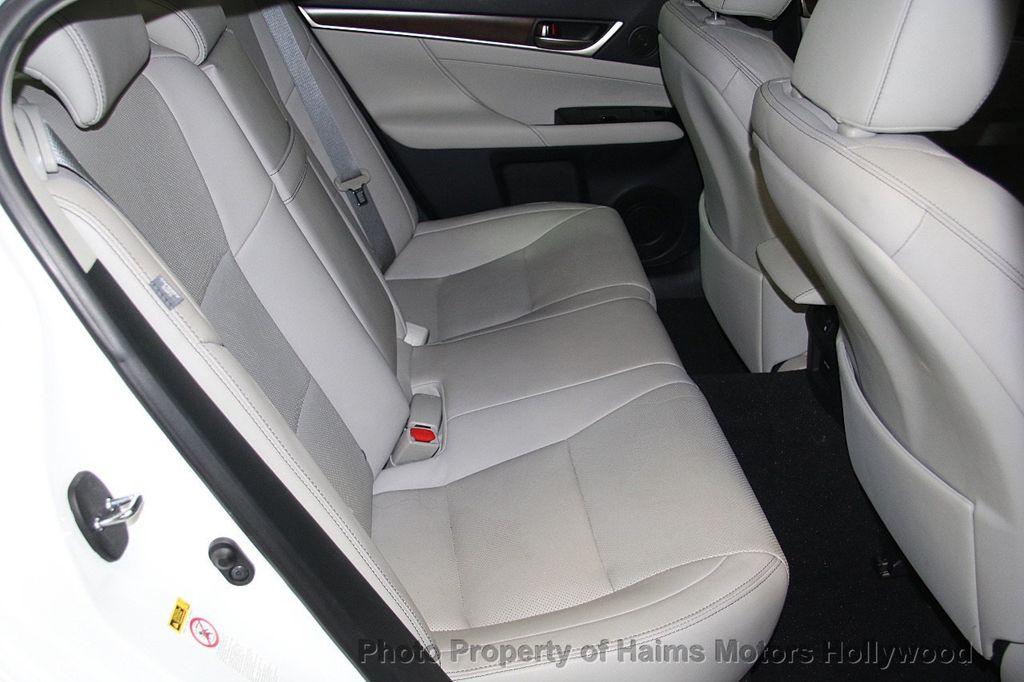 2014 Lexus GS 350 4dr Sedan RWD - 17249752 - 15