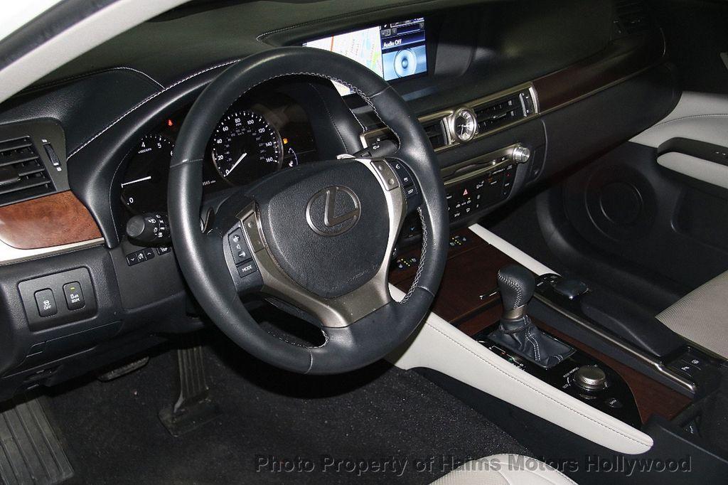 2014 Lexus GS 350 4dr Sedan RWD - 17249752 - 18