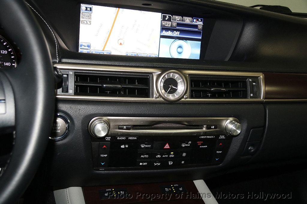2014 Lexus GS 350 4dr Sedan RWD   17249752   20