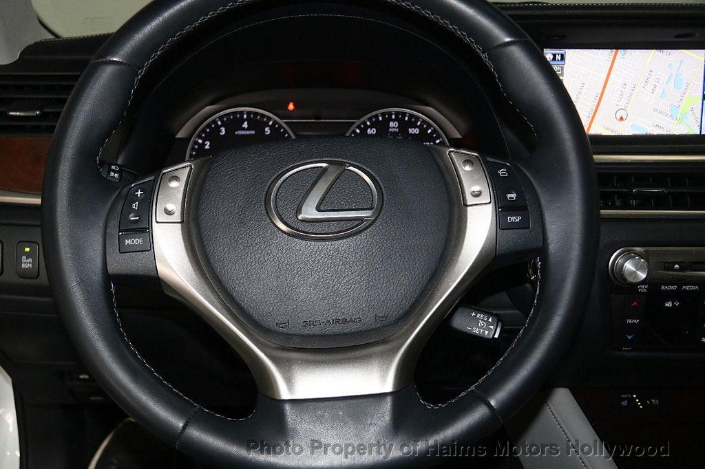 2014 Lexus GS 350 4dr Sedan RWD - 17249752 - 30