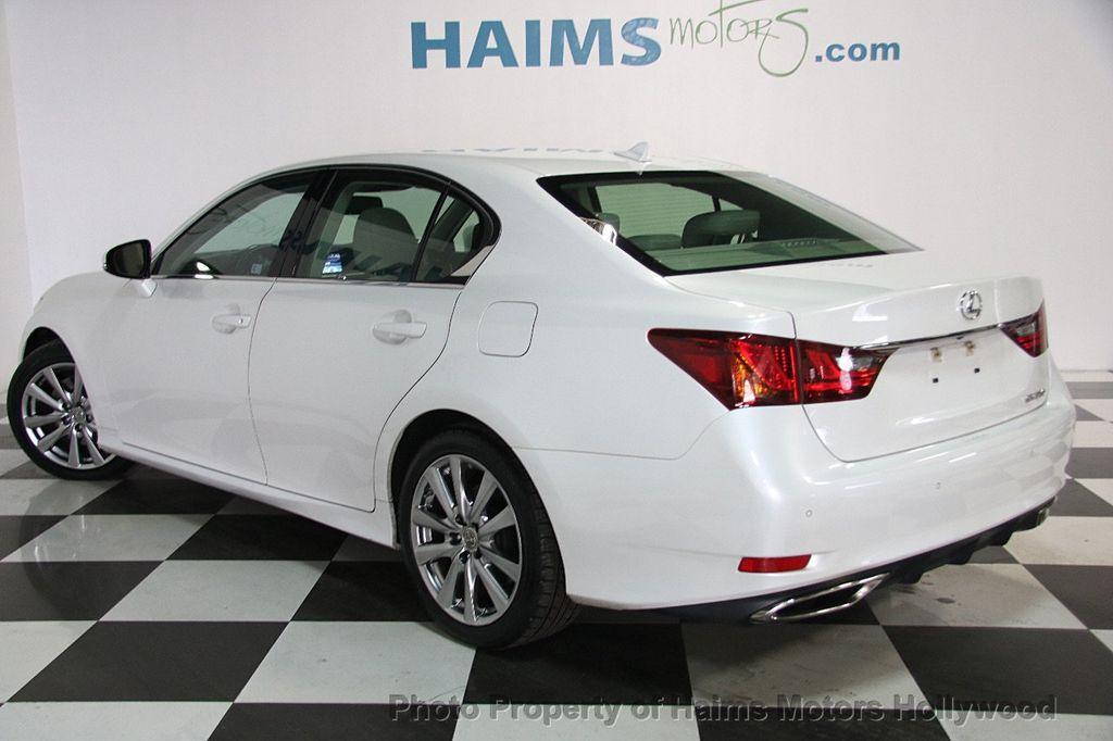 2014 Lexus GS 350 4dr Sedan RWD - 17249752 - 4