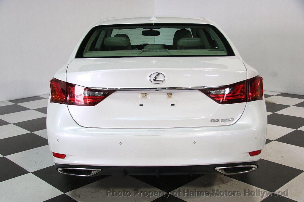 2014 Lexus GS 350 4dr Sedan RWD - 17249752 - 5