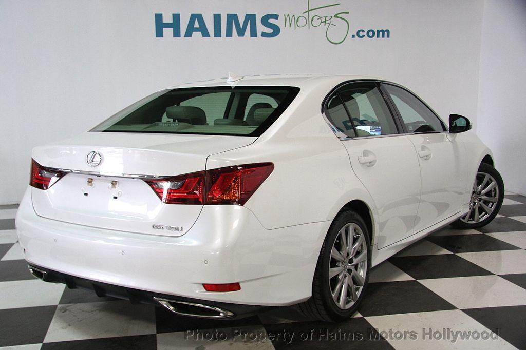 2014 Lexus GS 350 4dr Sedan RWD - 17249752 - 6