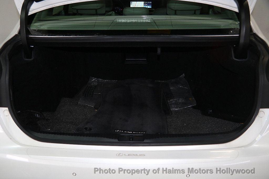 2014 Lexus GS 350 4dr Sedan RWD - 17249752 - 8