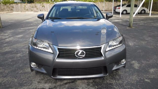 2014 Lexus GS 350 4dr Sedan RWD - Click to see full-size photo viewer