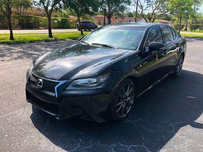 2014 Lexus GS 350 4dr Sedan RWD