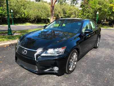 2014 Lexus GS 350 4dr Sedan RWD
