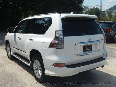 2014 Lexus GX 460 4WD Premuim w/NAVIGATION & BLIND SPOT - Click to see full-size photo viewer