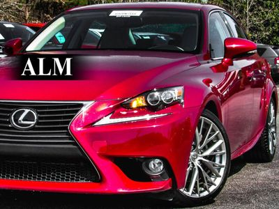2014 Lexus IS 250 - JTHBF1D26E5022313