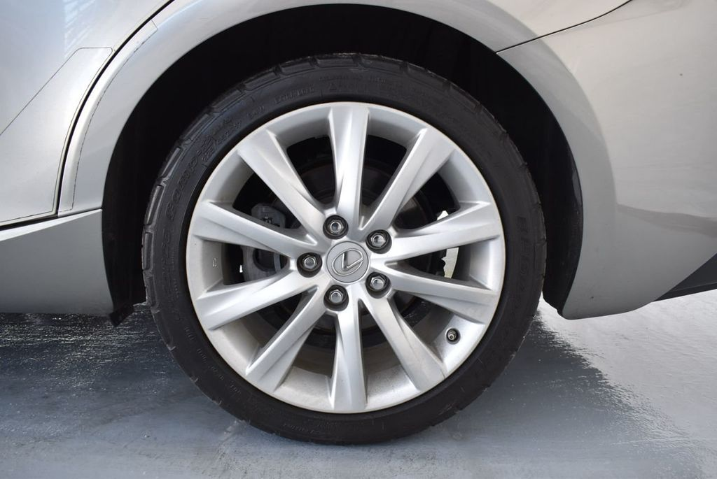 2014 Lexus IS 250 4dr Sport Sedan Automatic RWD - 18271769 - 10