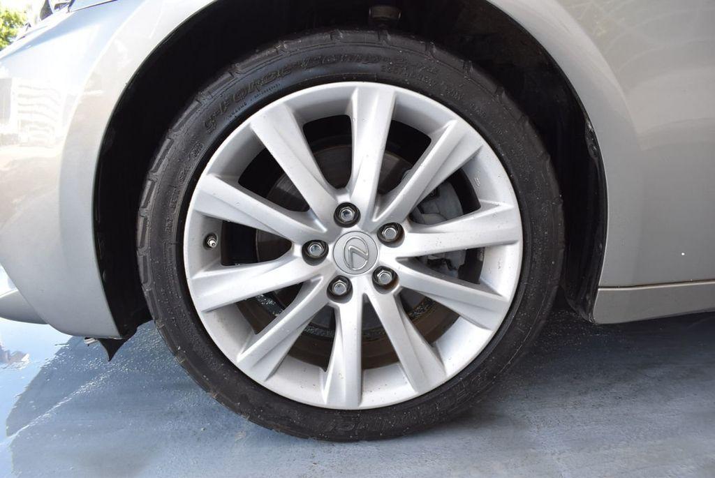 2014 Lexus IS 250 4dr Sport Sedan Automatic RWD - 18271769 - 11