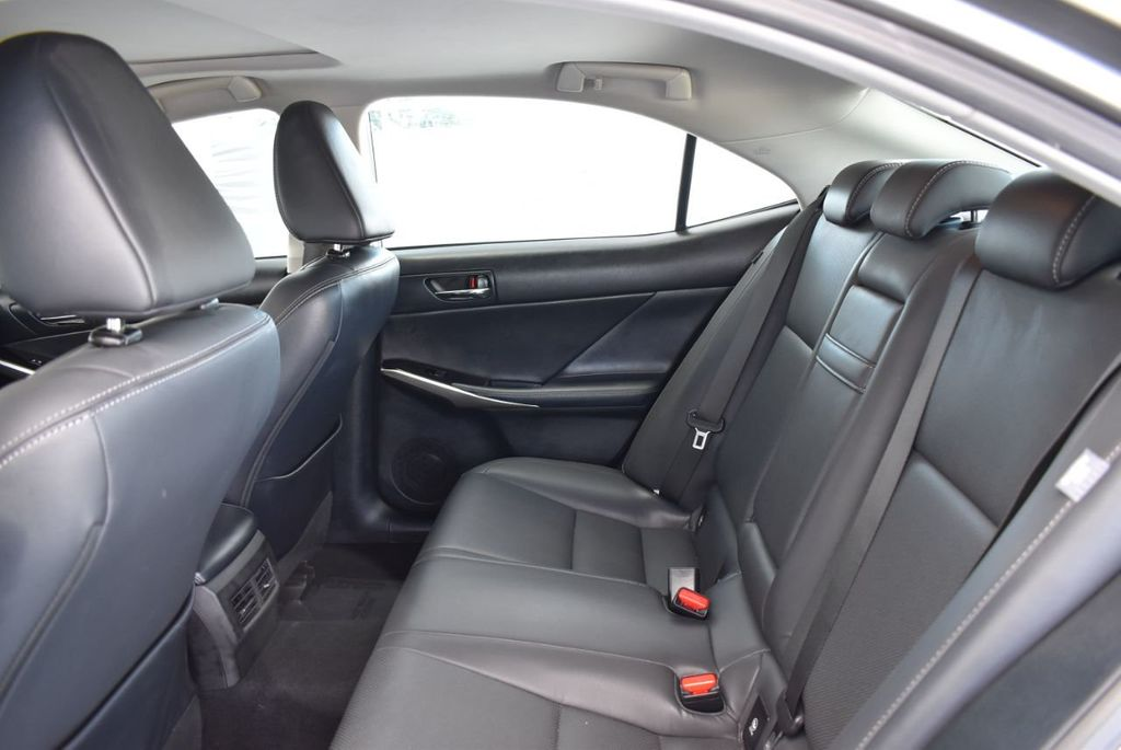 2014 Lexus IS 250 4dr Sport Sedan Automatic RWD - 18271769 - 12