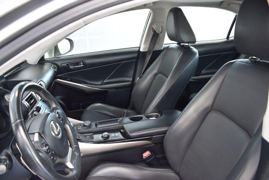 2014 Lexus IS 250 4dr Sport Sedan Automatic RWD - 18271769 - 14