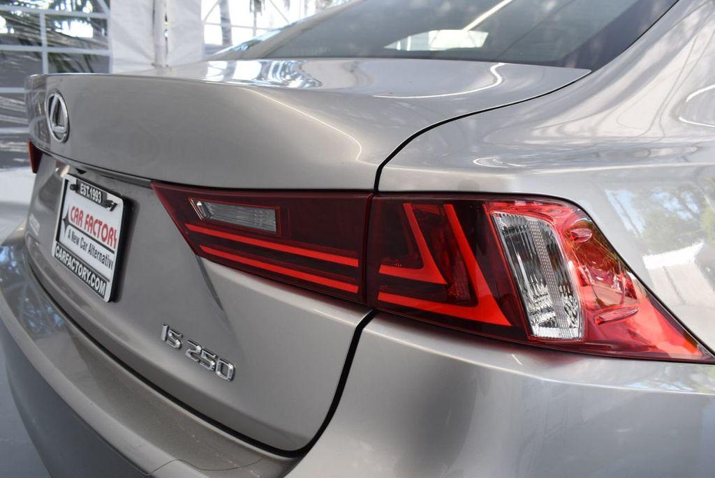 2014 Lexus IS 250 4dr Sport Sedan Automatic RWD - 18271769 - 1