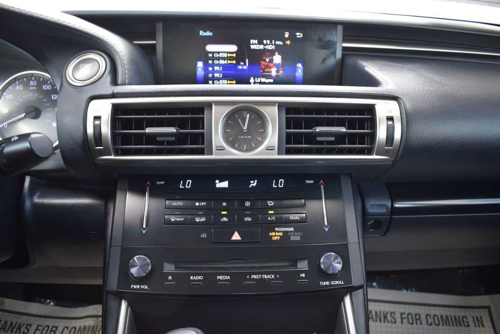 2014 Lexus IS 250 4dr Sport Sedan Automatic RWD - 18271769 - 20