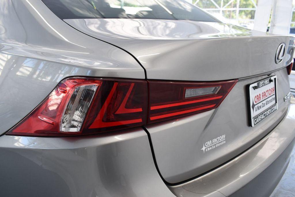 2014 Lexus IS 250 4dr Sport Sedan Automatic RWD - 18271769 - 6
