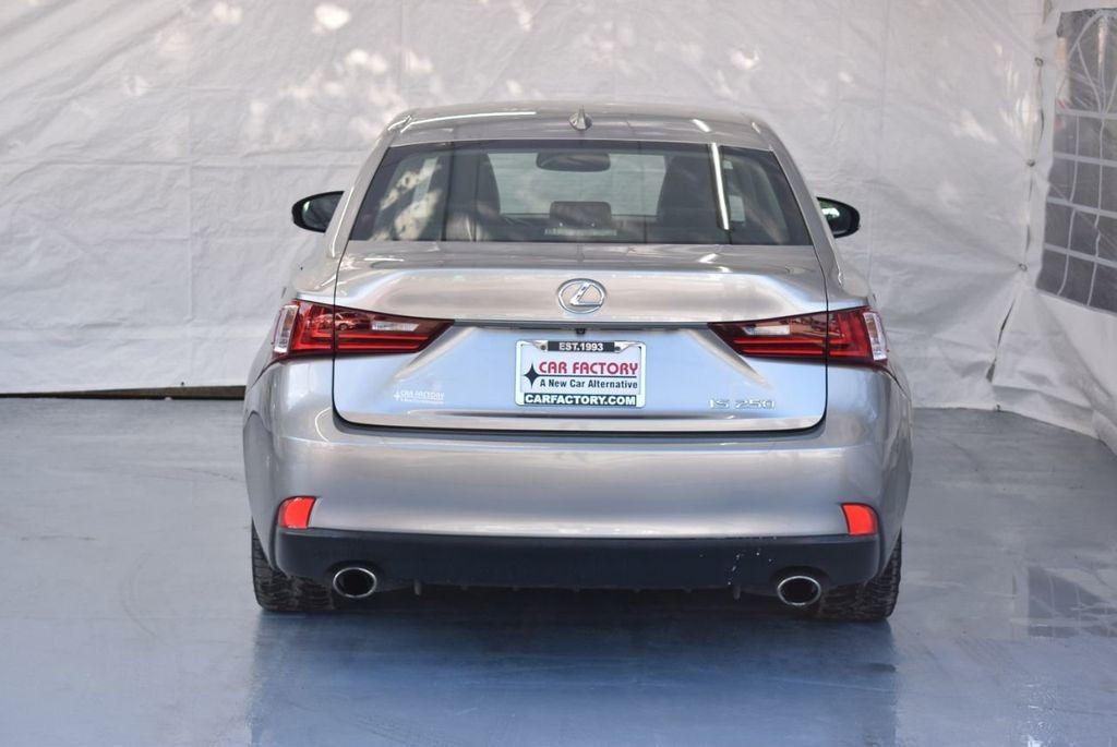 2014 Lexus IS 250 4dr Sport Sedan Automatic RWD - 18271769 - 7