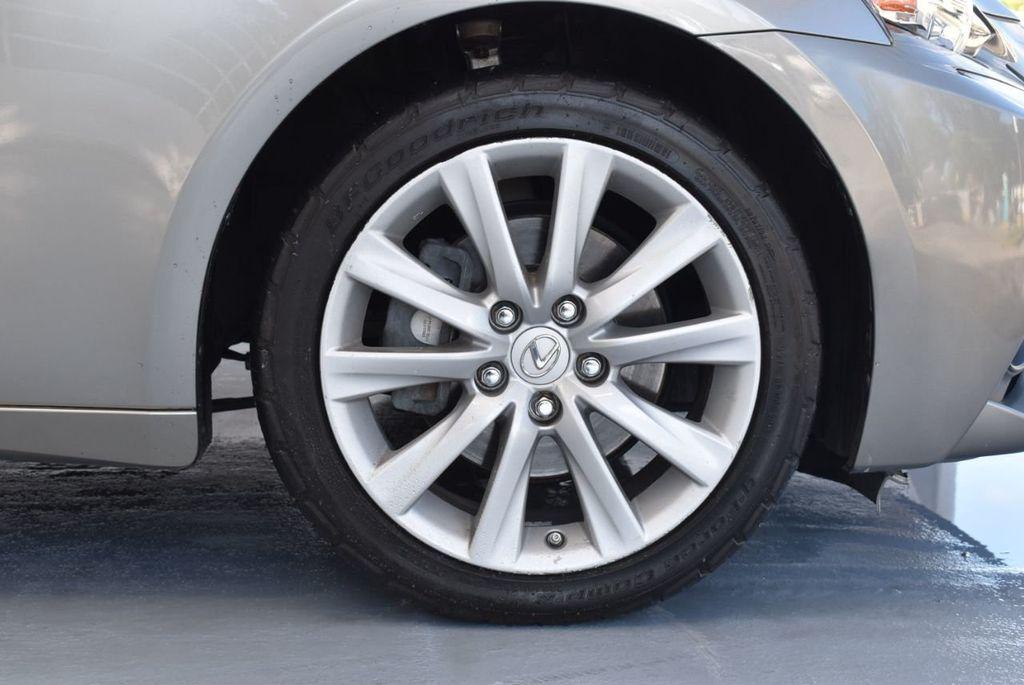 2014 Lexus IS 250 4dr Sport Sedan Automatic RWD - 18271769 - 8