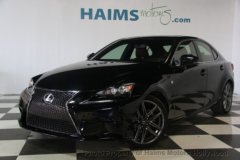 2014 used lexus is 250 4dr sport sedan automatic rwd at haims motors ft lauderdale serving. Black Bedroom Furniture Sets. Home Design Ideas
