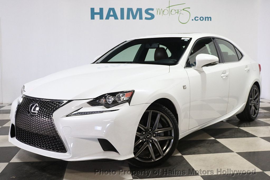 2014 Lexus IS 250 4dr Sport Sedan Automatic RWD   17995976   1
