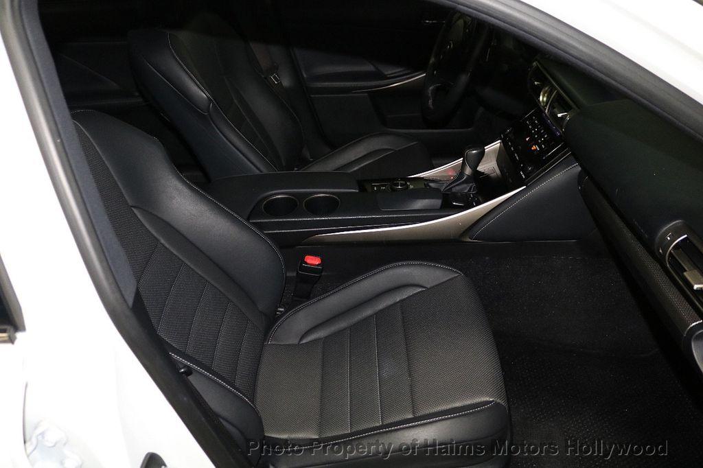2014 Lexus IS 250 4dr Sport Sedan Automatic RWD - 18016352 - 14
