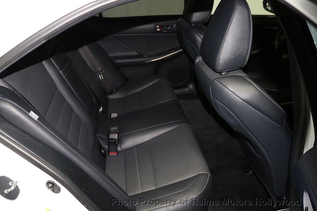 2014 Lexus IS 250 4dr Sport Sedan Automatic RWD - 18016352 - 15