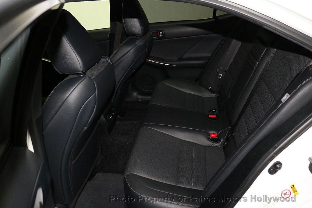 2014 Lexus IS 250 4dr Sport Sedan Automatic RWD - 18016352 - 16