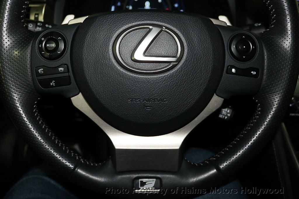 2014 Lexus IS 250 4dr Sport Sedan Automatic RWD - 18016352 - 28