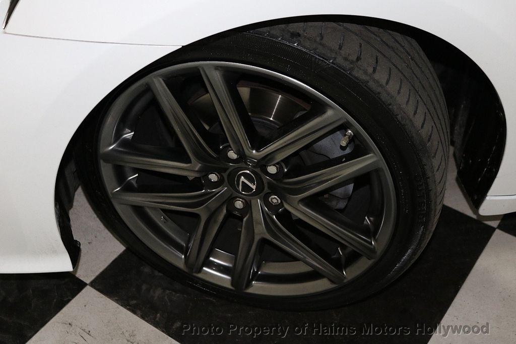 2014 Lexus IS 250 4dr Sport Sedan Automatic RWD - 18016352 - 34
