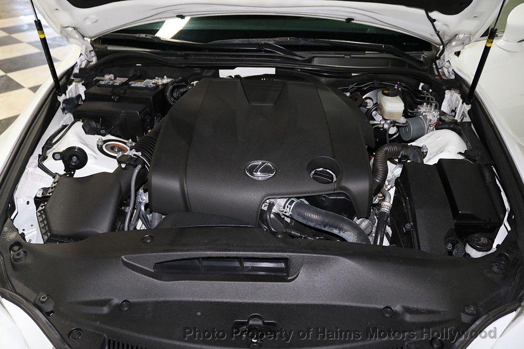 2014 Lexus IS 250 4dr Sport Sedan Automatic RWD - 18016352 - 35