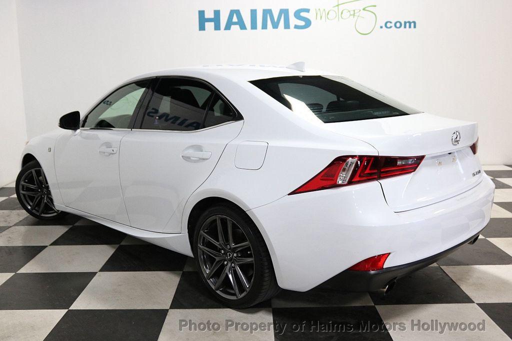 2014 Lexus IS 250 4dr Sport Sedan Automatic RWD - 18016352 - 4