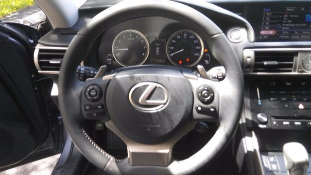 2014 Lexus IS 250 4dr Sport Sedan Automatic RWD - Click to see full-size photo viewer