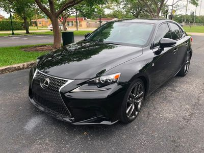 2014 Lexus IS 250 4dr Sport Sedan Automatic RWD