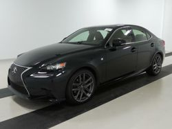 2014 Lexus IS 250 - JTHBF1D23E5018252